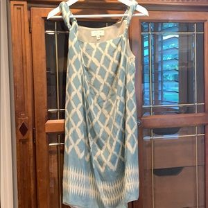 Great light and fun strapped dress.